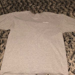 Brixton Heather Grey Tee Shirt